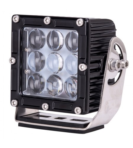 Foco faenero led Heavy Duty 45W 9-64V 4.000 Lm RAW con DT2 IP67