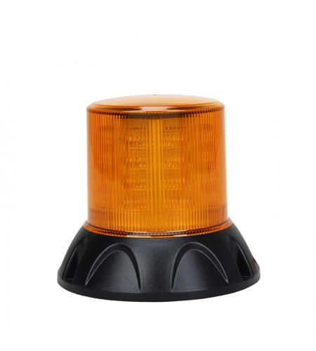 Baliza LED 24W apernada-magentica Multivoltaje 10-30Vdc 116*130mm 11 programas ECE R65,ECE R10,SAE J845
