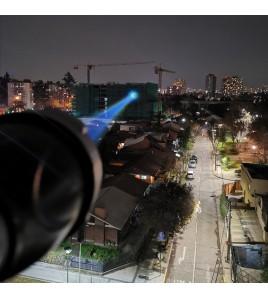 Foco BonTracker One Laser System 10W alcance 8000 metros