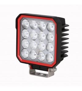 Farol Faenero LED 48W 2.950Lm RAW 9-32Vcc Multi-Volt para maquinarias, tractores y gruas horquillas