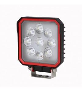 Foco Farol Faenero LED 27W 9-60Vcc Multi-Voltaje 2.430Lm RAW