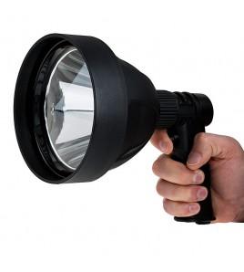 Foco LED largo alcance BonTracker One® Ultra SPOT 10W 900 Lm RAW con batería interna