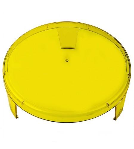 Lentes amarillos ámbar para neblina camanchaca foco LED vigilancia BonTracker One Ultra Spot