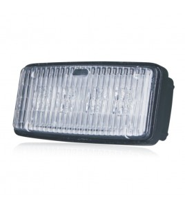 Foco LED Heavy Duty 12W 9-32V 850 Lm RAW luz WIDE con 2-PIN RE306510 para tractores John Deere