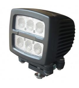 Foco Faenero LED Heavy Duty 60W 9-80V Muti-Volt 4.300Lm RAW conector DT2