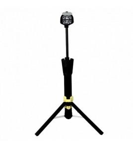 Foco industrial portatil LED Recargable BonTracker One® para faena tipo tripode